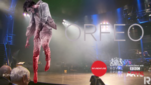 Orfeo - Live Broadcast by Roundhouse, Royal Opera House and BBC Arts