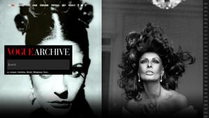 Vogue Archive