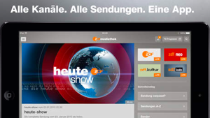 ZDF Second Screen App