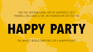 UN Global Happy Party