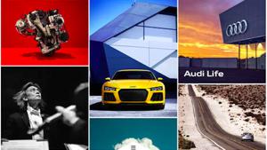 Audi Magazine App