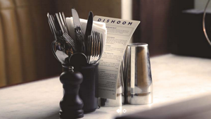 Dishoom - A Bombay Café  in the Heart of London.