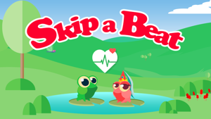 Skip a Beat: Heart Rate Game