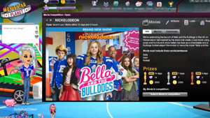 Bella and the Bulldogs VS MovieStarPlanet
