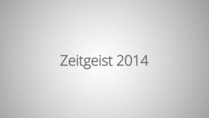 Zeitgeist 2014