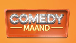 #Comedymaand