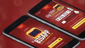 McDonald's BigApp