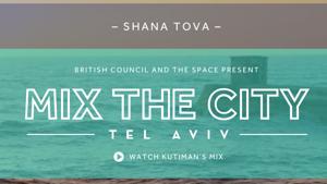 Mix The City - Tel Aviv