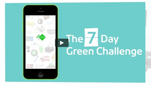 7 Day Green Challenge