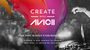 Alcatel: Create with Avicii