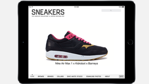 Sneakers: The Complete Collectors' & Limited Editions App