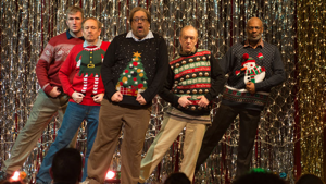 Sainsbury's: Dads Pull Out Surprise Dubstep Dance For Christmas
