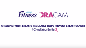 Nestle Fitness Bra Cam