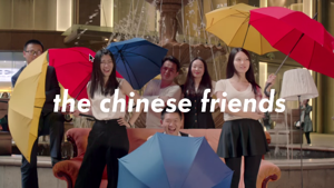 Obsessed: The Chinese Friends