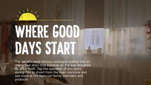 IKEA: Where Good Days Start