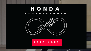 Honda: Endless Road
