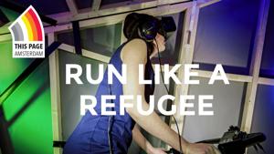Run Like A Refugee